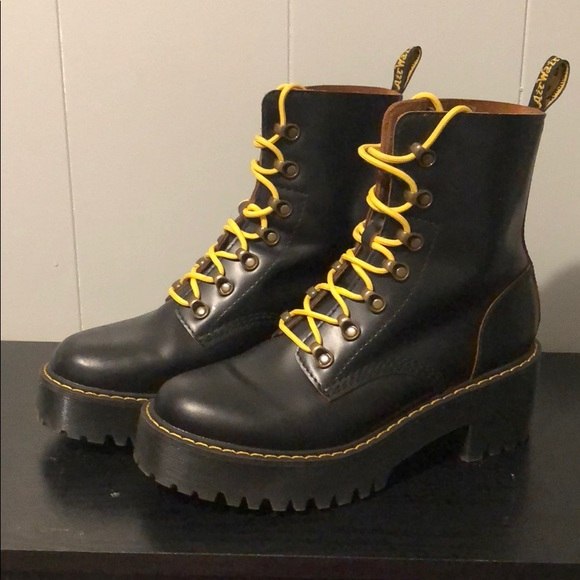 08b2433b1 Dr. Martens Shoes | Doc Martens Leona | Poshmark